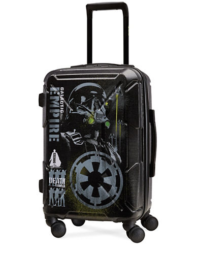 American Tourister Star Wars Rebel Spinner Suitcase-BLACK-22