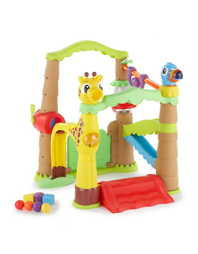 Little Tikes Activity Garden Treehouse-MULTI-One Size