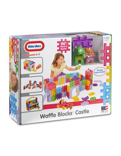Little Tikes Waffle Blocks Castle-MULTI-One Size