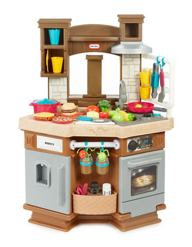 Little Tikes Cook n Learn Smart Kitchen-MULTI-One Size