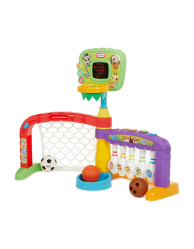 Little Tikes Three-in-One Sports Zone-MULTI-One Size
