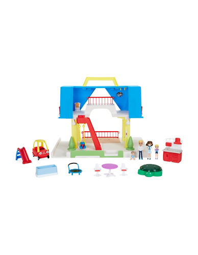 Little Tikes Tikes Place-MULTI-One Size