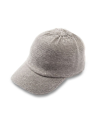 Collection 18 Chenille Color Expansion Baseball Cap-GREY-One Size