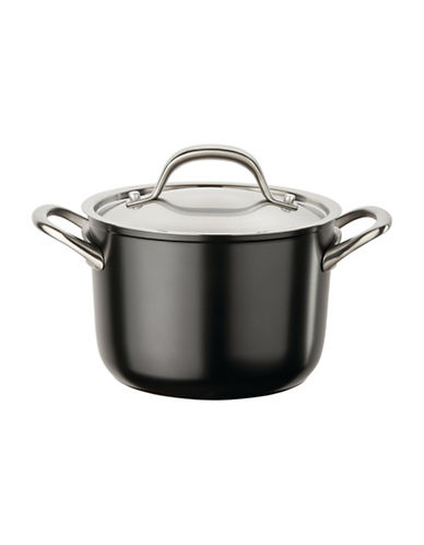 Circulon Ultimum 3-Quart Saucepot-BLACK-One Size