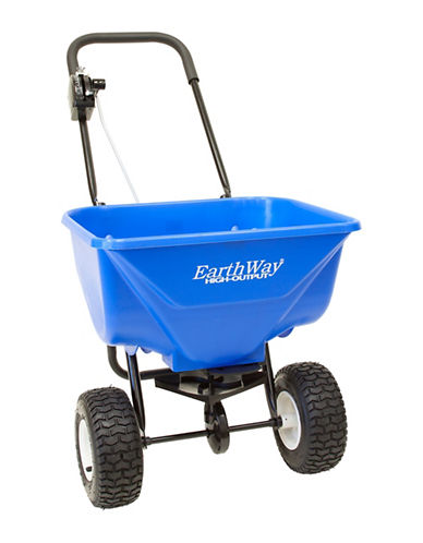 Earthway Products Deluxe High-Output Salt Spreader-BLUE-One Size
