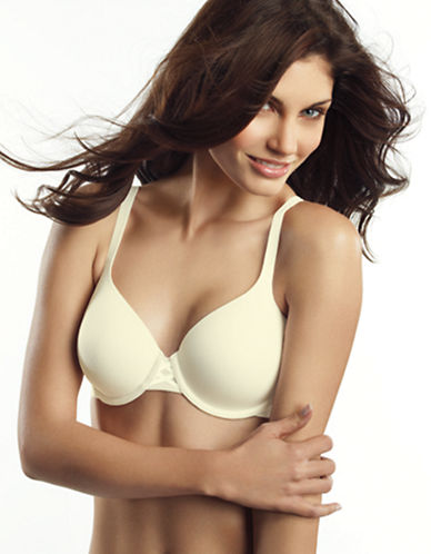 WarnerS 1536 Full Coverage Underwire Bra-NATURAL-38D