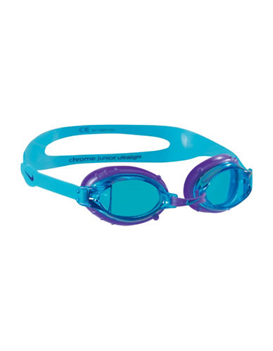 Nike Chrome Jr. Goggles-BLUE-One Size