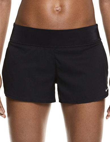 Nike Swim Swim Boardshorts-BLACK-Medium