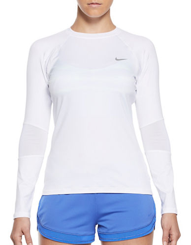 Nike Swim Long Sleeve Hydro Top-WHITE-Small 89120201_WHITE_Small