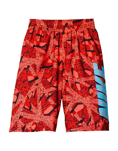 Nike Granite Volley Shorts-RED-Small 88928634_RED_Small