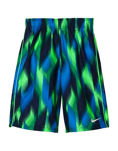 Nike Beam Volley Shorts-GREEN-Large 89159283_GREEN_Large
