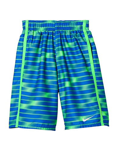 Nike Blurred Volley Shorts-BLUE-X-Large 89159299_BLUE_X-Large