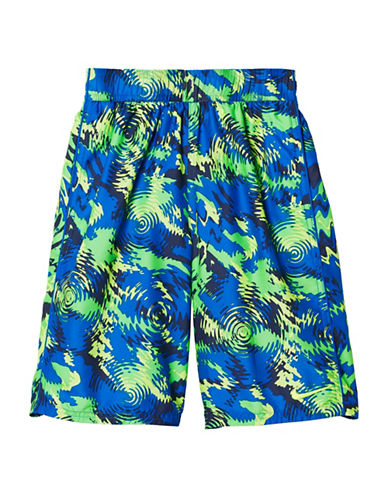 Nike Watercamo Volley Shorts-BLUE-X-Large 89159474_BLUE_X-Large