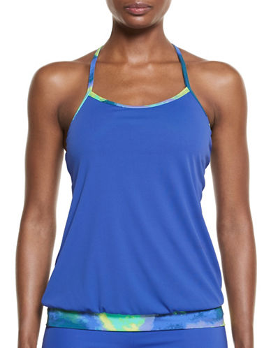 Nike Swim Sport Tankini-BLUE-Medium 88828350_BLUE_Medium