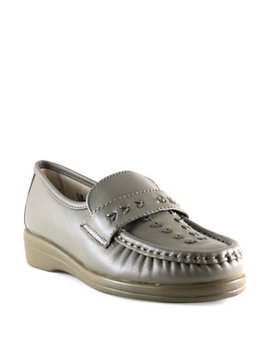 Softspots Venus Lite Loafers-TAUPE-6.5W