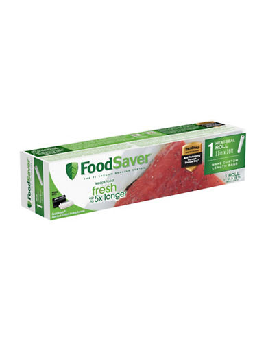 Foodsaver Heat Seal Roll-WHITE-One Size