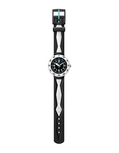 Flik Flak Youth Nerobi Power Time Analog Watch-MULTI-One Size