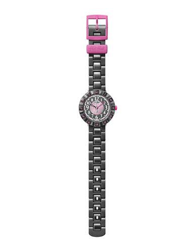 Flik Flak Youth Cuorantra Power Time Analog Watch-MULTI-One Size
