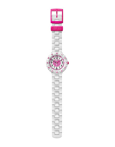 Flik Flak Youth Biamella Power Time Analog Watch-MULTI-One Size