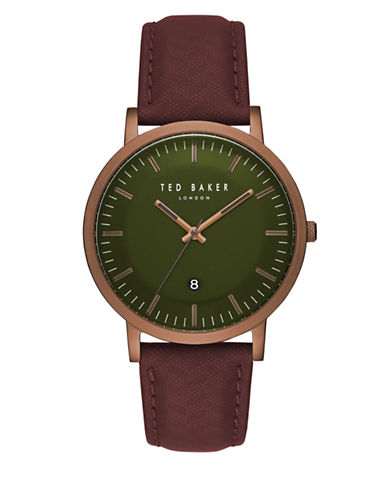 Ted Baker London TE15193002 David Watch-BROWN-One Size