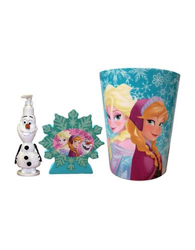 Mon Tex Disneys Frozen Three-Piece Accessory Set-MULTI-One Size