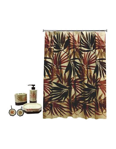 Mon Tex Five-Piece Palm Leaf Accessory Set-LEAF-One Size