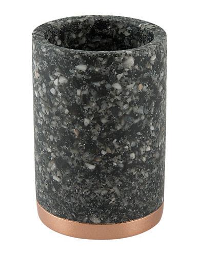 Mon Tex Terra Stone-Effect Tumbler-BLACK-One Size