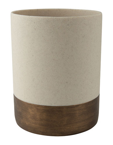 Mon Tex Dany Waste Basket-BROWN-One Size