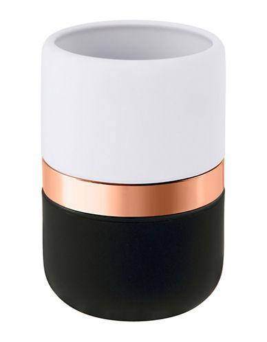 Mon Tex Beacon Tumbler-BLACK/ROSE GOLD-One Size