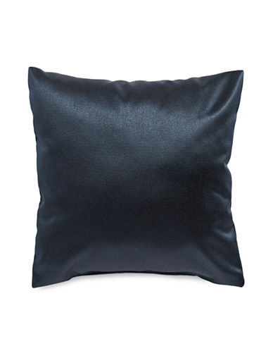Home Outfitters Ajmir Wavy Square Cushion-NAVY-One Size
