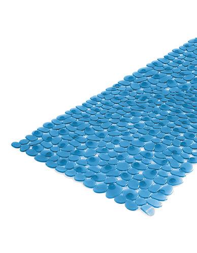 Splash Rock Bath Mat-BLUE-Bath Mat
