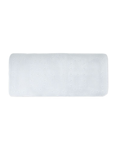 Splash Softee Deluxe Tub Mat-WHITE-One Size