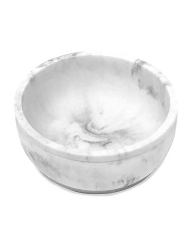 Splash Ceramic Marble Soap Dish-GREY-One Size