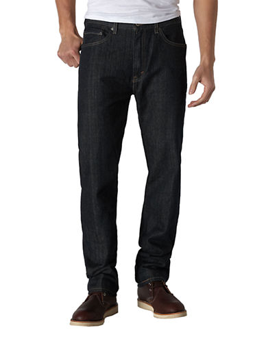 LeviS 505 Regular Fit Dimensional Rigid-BLUE-34X30