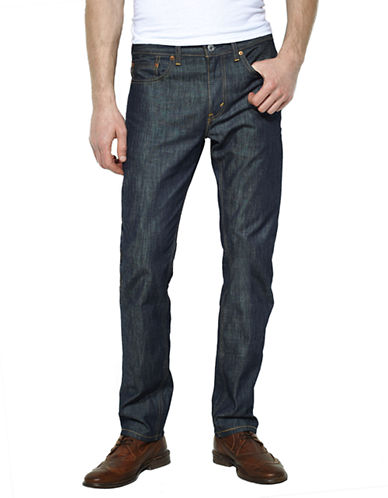 LeviS 513 Slim Straight Quincy-DARK BLUE-34X30