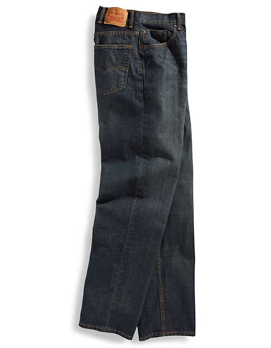 LeviS 550 Relaxed Fit Jeans-BLUE-40X36