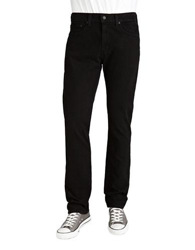 LeviS 511 Slim Jeans-BLACK-30X30