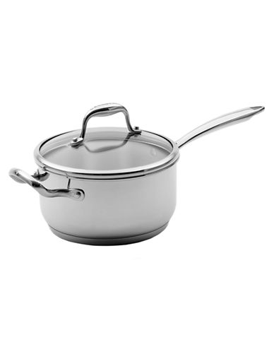 Lagostina Ambiente 20cm Saucepot with cover 3 L-STAINLESS STEEL-8in