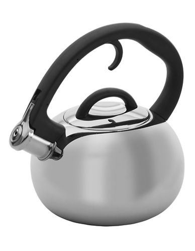 Lagostina Ambiente Whistling Kettle 1.9 L-STAINLESS STEEL-1.9L