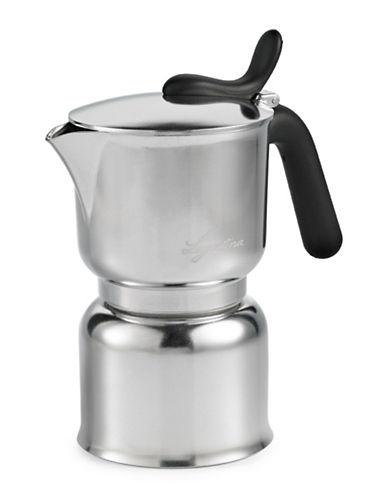 Lagostina Stove Top Espresso Maker-STAINLESS STEEL-One Size 90006862_STAINLESS STEEL_One Size