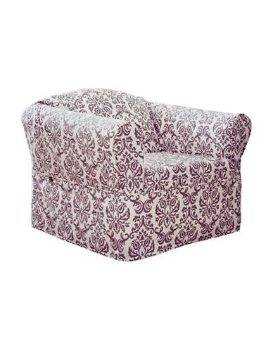 Sure Fit Surefit Chelsea Chair Slipcover-BOYSENBERRY-One Size