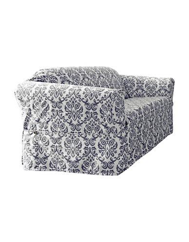 Sure Fit Surefit Chelsea Sofa Slipcover-INDIGO-One Size
