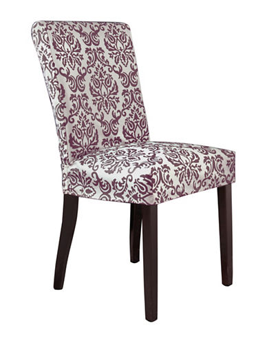 Sure Fit Surefit Chelsea Dining Chair Slipcover-BOYSENBERRY-One Size