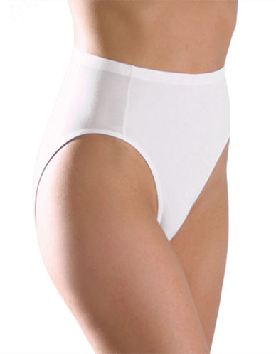 Elita ELITA Silk Magic Microfiber Full Fit High Cut Brief 8834-BEIGE-Medium