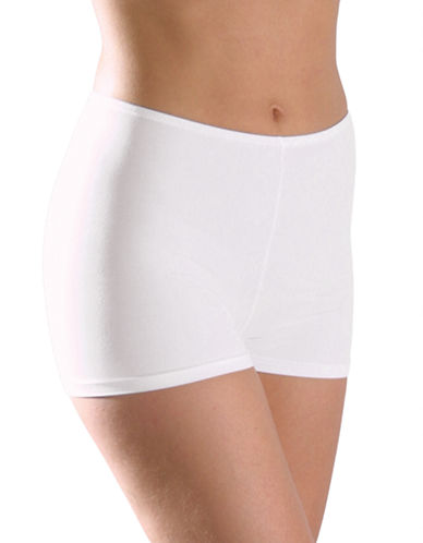 Elita Silk Magic Microfiber Boyshort 8862-BEIGE-Small