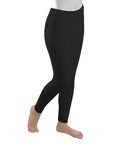 Elita Fleece-Lined Leggings-BLACK-X-Large