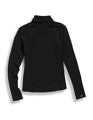 Elita Turtleneck Pullover-BLACK-Medium