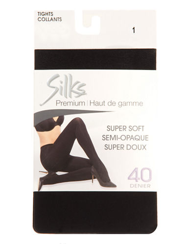 Silks Super-Soft Semi-Opaque-NERO-2