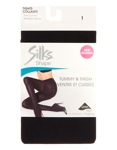 Silks Multi-Shaping Tight-BLACK-2