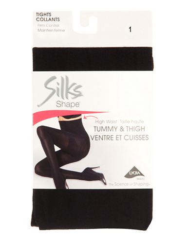 Silks Multi-Shaping Hi-Waist Tight-BLACK-1